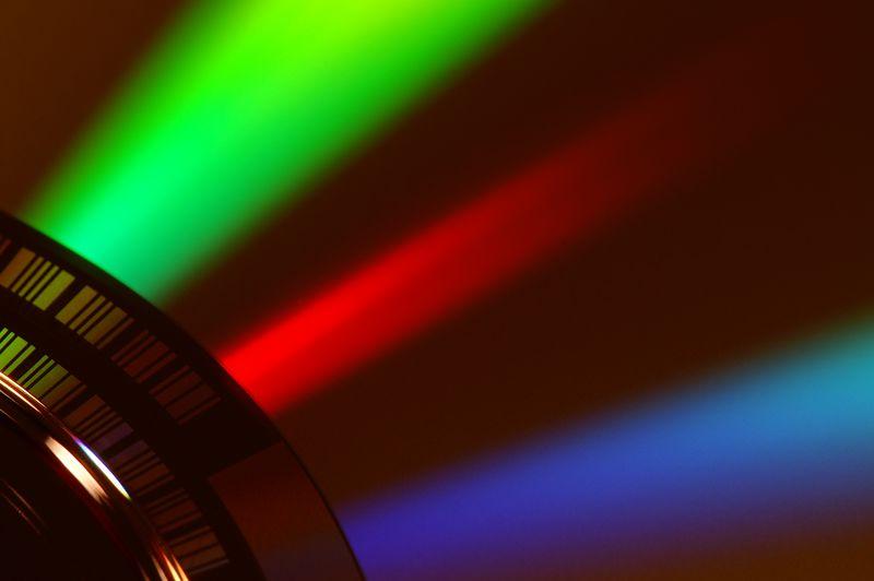 DVD Rays