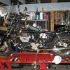Joe Mac's Moto Guzzi California Stone