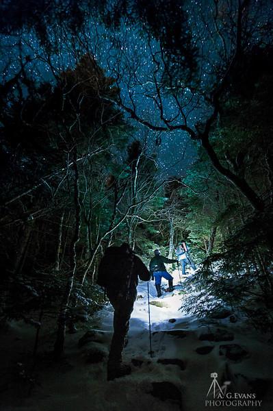Hike up_