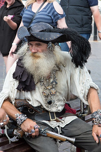 Pirate A Brixham 2017