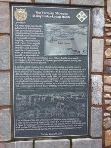 D-Day Memorial, Torquay Harbour