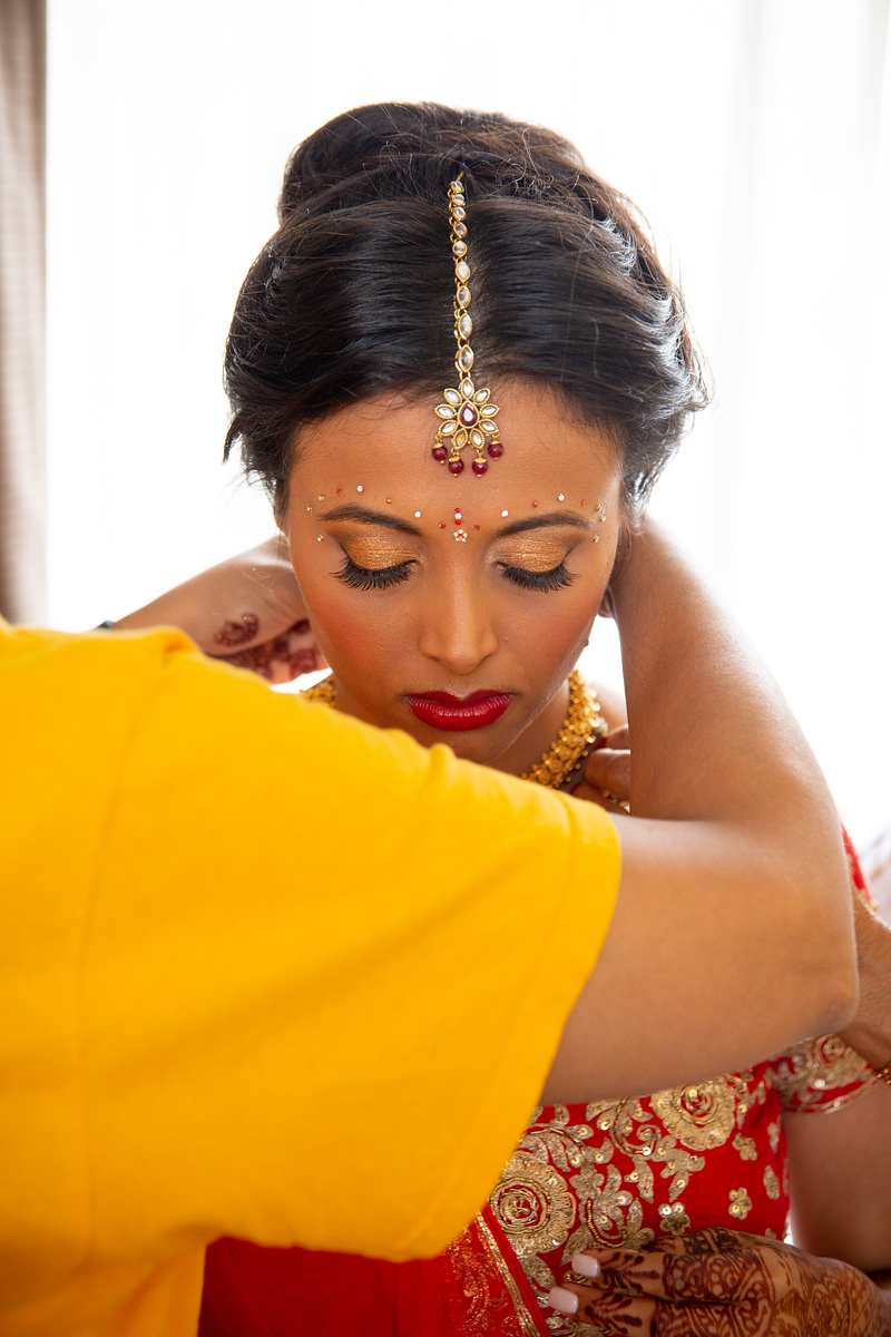 Traditional Indian and American Wedding in Kansas City, Missouri