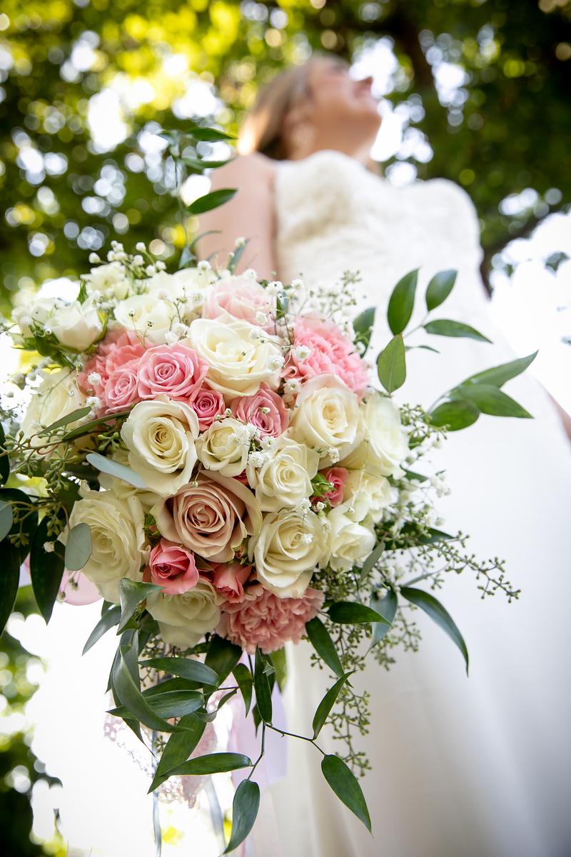 Bride Bouquet close up