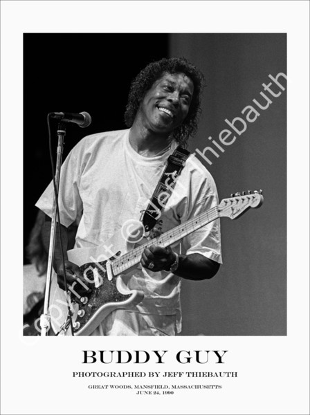 Buddy Guy  7 -with outline
