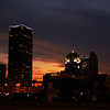 Oklahoma City sunset