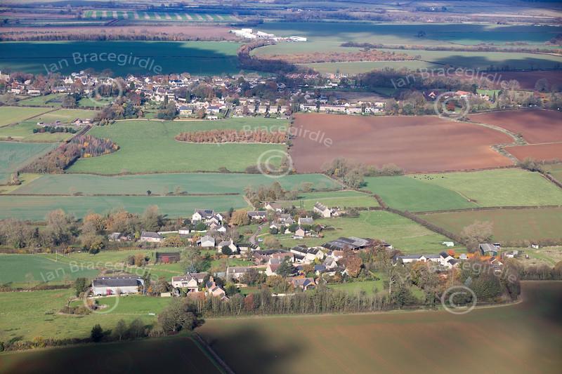 Aerial photo of Barrow.