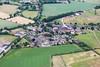 Aerial photo of Belmesthorpe.