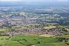 Biddulph Moor from the air.