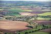 Aerial photo of Edingale.