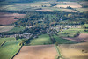 Aerial photo of Exton.