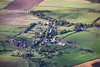 Aerial photo of Freeby.
