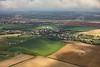Aerial photo of Greetham.