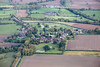 Aerial photo of Shackerstone.