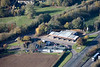 Aerial photo of Tickencote petrol station-1