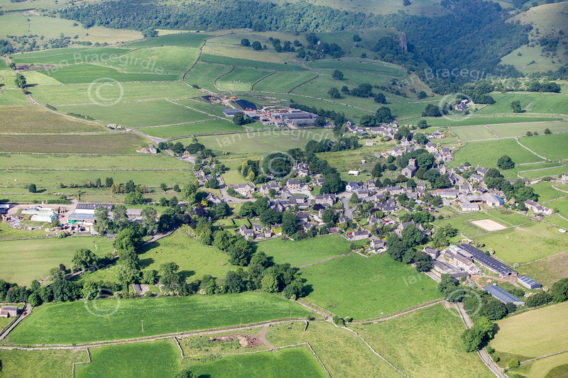 Wetton from the air.