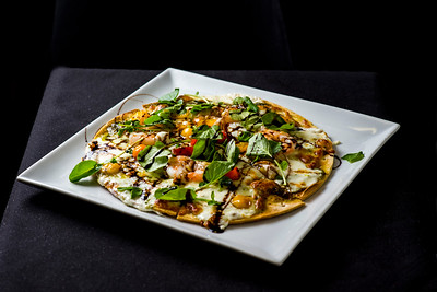 Tricolore Flatbread @ Reve Bistro and Bar