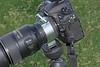 Tripod mount for the Nikon 105 mm VR Macro plus the Nikon 2X teleconverter
