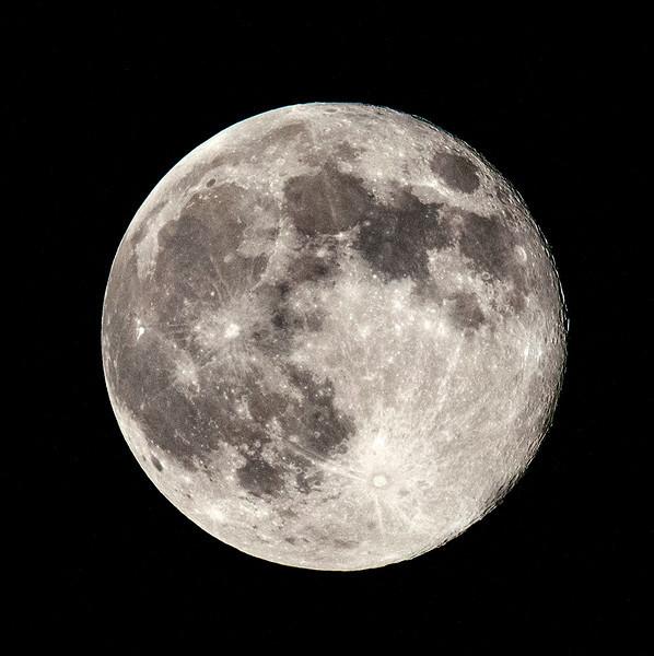 Super Moon 23 Jun 2013