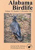 My photo of the Band-tailed Pigeon on the cover