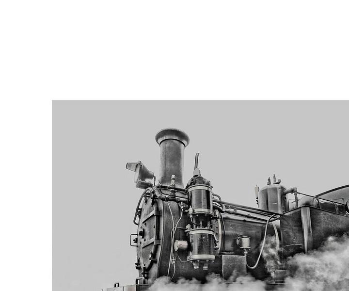 Don Baldwinson's steam engine