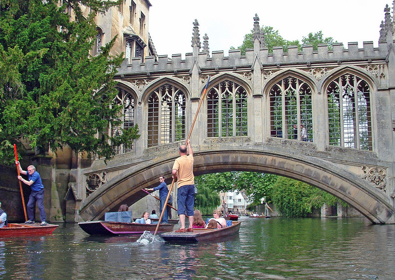 "Cambridge 1 - ""Bridge of Sighs"""