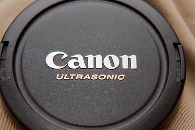 Canon quality lenses :)