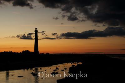 Barnegat Lighthouse; Long Beach Island, Ocean County, New Jersey 2009-08-31 36