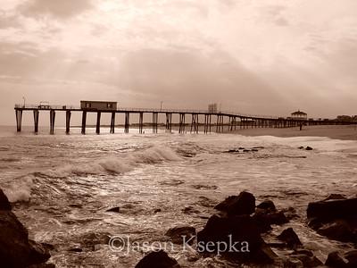 Belmar Beach, N.J. 12/18/06 - 11