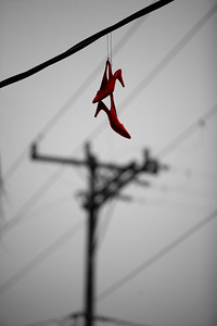 """""""Heels on a wire"""""""