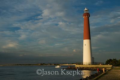 Barnegat Lighthouse; Long Beach Island, Ocean County, New Jersey 2009-08-31 2