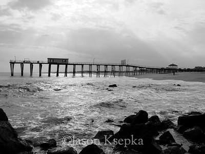 Belmar Beach, N.J. 12/18/06 - 12