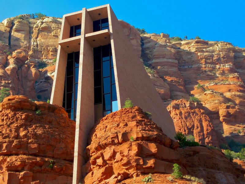 Chapel of the Holy Cross - Sedona AZ