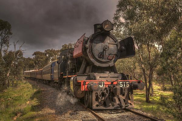 (0728) Maldon, Victoria, Australia