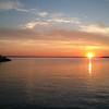 Sunset at Britannia Beach