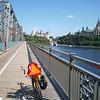 Crossing back to Ottawa