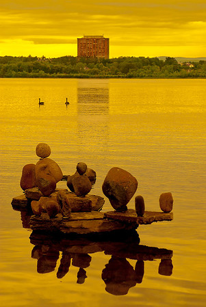 Rock Balance Art