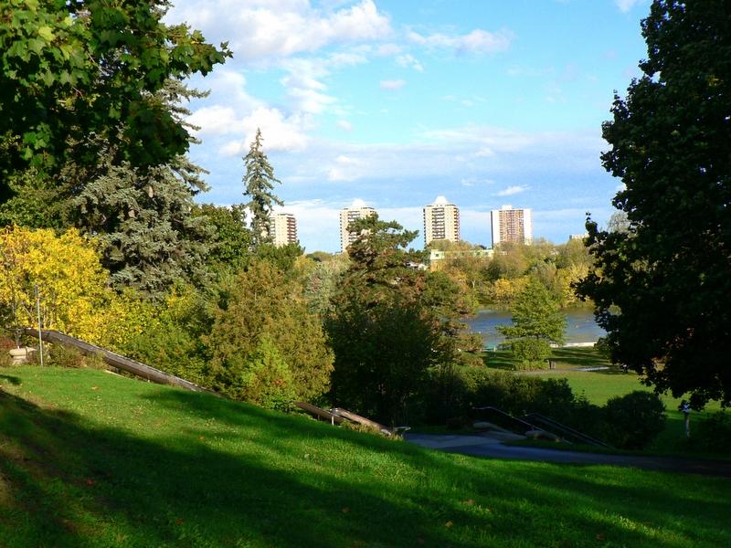 Taken by the Rideau River, Ottawa