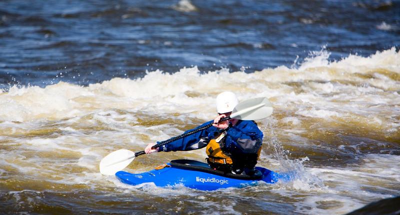 Kayak / Ottawa River