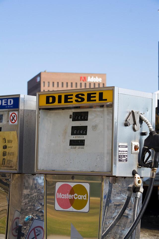 Diesel Adobe