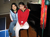 A wonderful friend, Jinting Wu, visited the Ma and Lawrence families over Christmas 2005. The Lawrences had met Jinting at Greenacre this summer. She from China and is currently studying at U. Michigan. Here she poses with Xinchi.