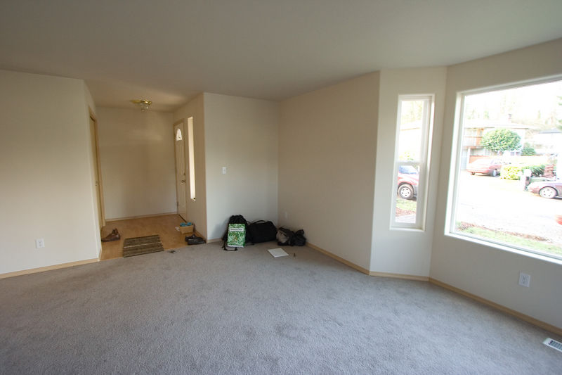 Front Room and Main Entry