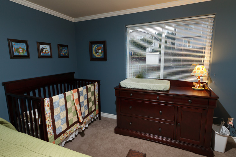 North Bedroom ready for Kyle