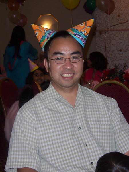 Ed Lee (he's not a kid, but he plays one on TV). (Sep 2006)