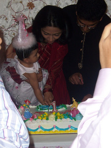Happy Birthday Alliyah Khan! (Sep 2006)