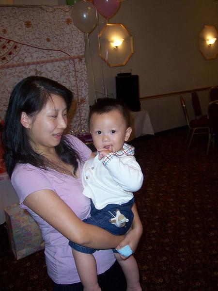 Ryan Liu at a party. (Sep 2006)