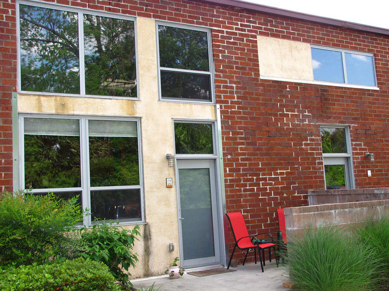 Loft unit exterior.