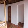 Closets in bedroom