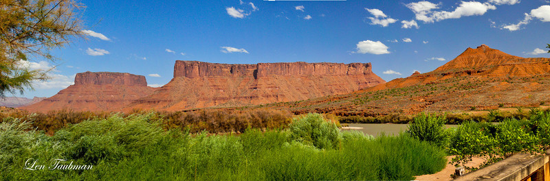 Red Cliff Panorama