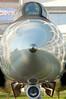 F-14 Tomcat, head on view