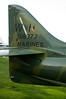 USMC Harrier tail